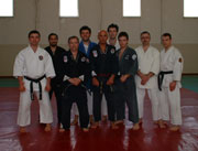 Italian Certified Black Belts