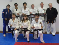 New horizon Black Belts